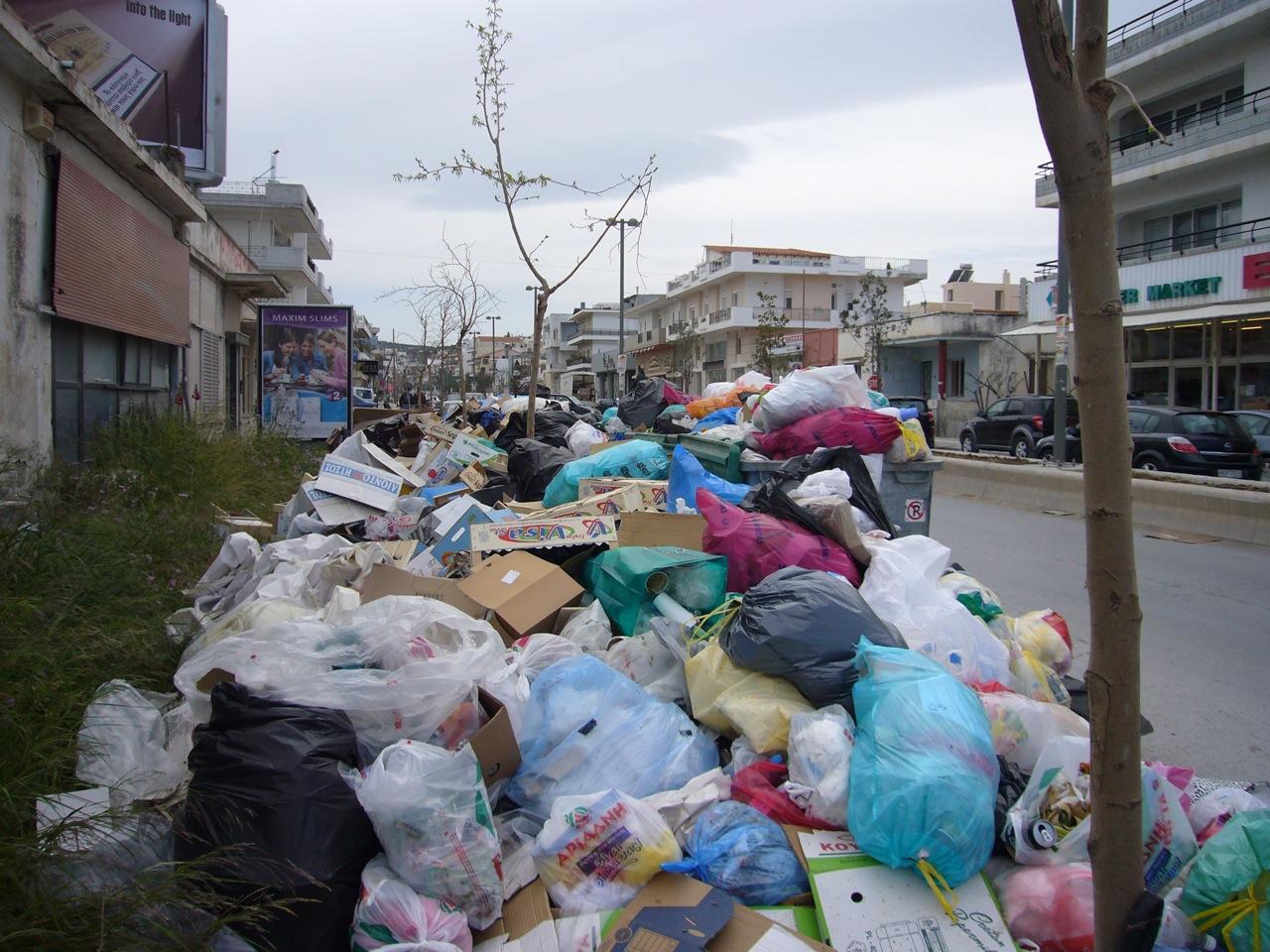 Garbage Dump Houses